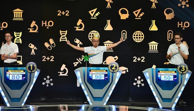 Chu Quang Trường bứt tốc ấn tượng ở 2 phần thi đầu tiên, khiến khán giả đặt nhiều kì vọng
