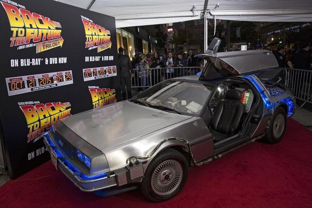 10 chiếc ô tô nổi tiếng nhất trên màn ảnh rộng - 8