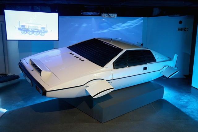 10 chiếc ô tô nổi tiếng nhất trên màn ảnh rộng - 3