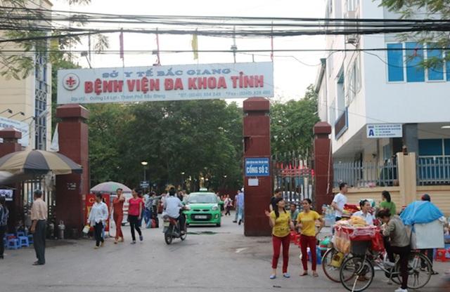 Phát hiện nhiều sai phạm trong dự án trăm tỷ tại bệnh viện đa khoa tỉnh Bắc Giang - Ảnh 1.