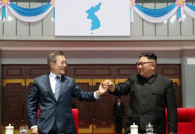 Tổng thống Hàn Quốc Moon Jae-in hôm nay sẽ kết thúc chuyến thăm 3 ngày tới Triều Tiên. (Ảnh: Reuters)