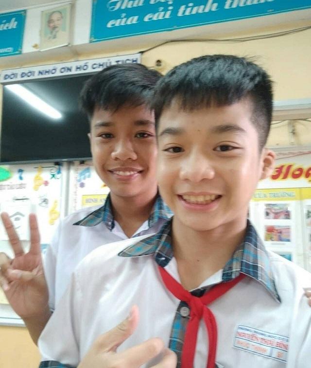 Học sinh trường THCS Nguyễn Thái Bình nhảy cha cha rất dẻo và đẹp - 2