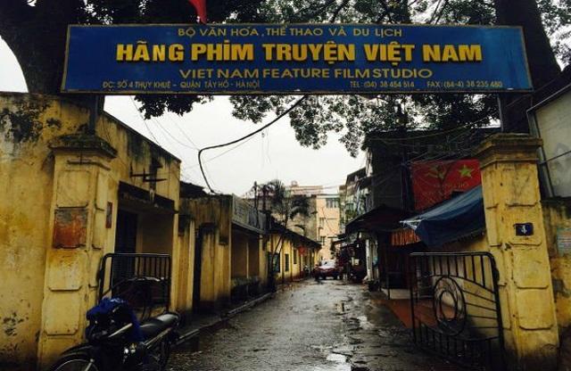 Hãng phim truyện Việt Nam, số 4 Thuỵ Khuê, quận Tây Hồ, Hà Nội.
