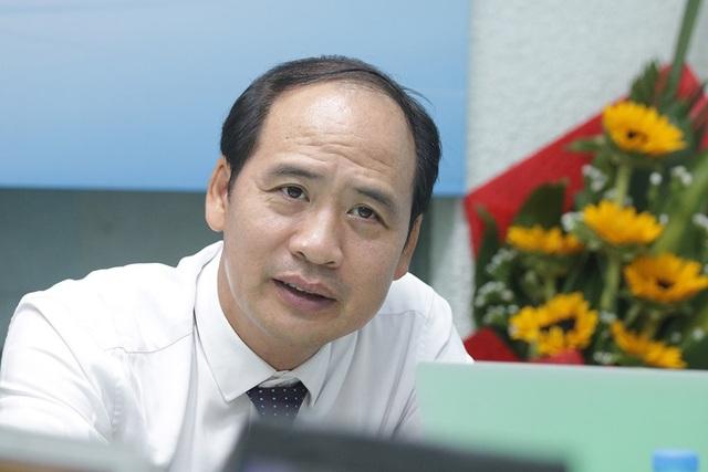 Ông Nguyễn Văn Hồi, Cục trưởng Cục Bảo trợ xã hội (Bộ LĐ-TB&XH)