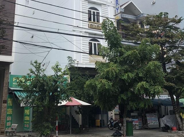 Khách sạn H. nơi gia đình du khách có hai mẹ con tử vong, người chồng nguy kịch lưu trú ở Đà Nẵng
