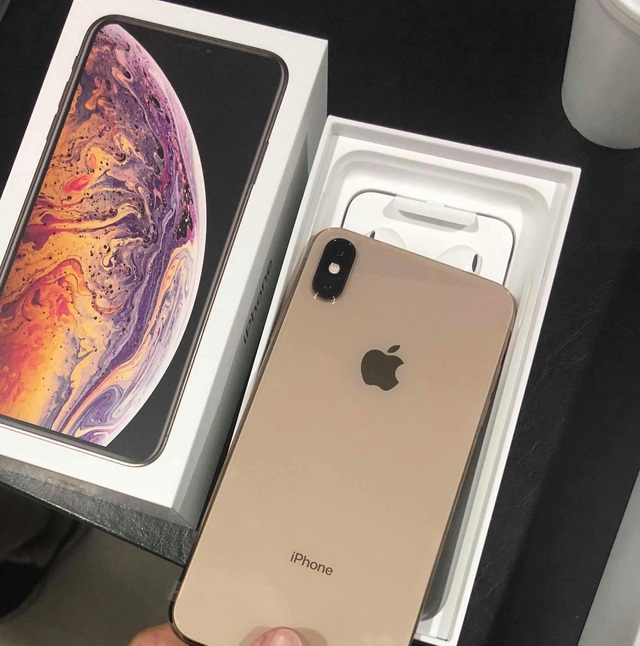 iPhone XS Max đang trên đường về Việt Nam