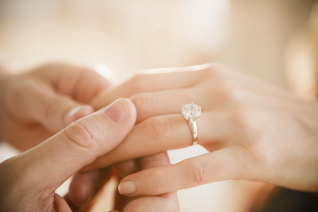 7 lưu ý khi lựa chọn nhẫn cướivà đeo nhẫn cưới như thế nào mới đúng?