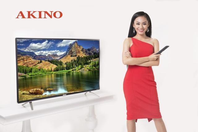 Akino - Trải nghiệm công nghệ TV của thông minh, điều khiển bằng giọng nói - 1