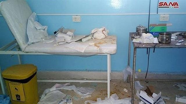 Quân đội Syria phát hiện bệnh viện dã chiến của phiến quân được nước ngoài tài trợ - 2