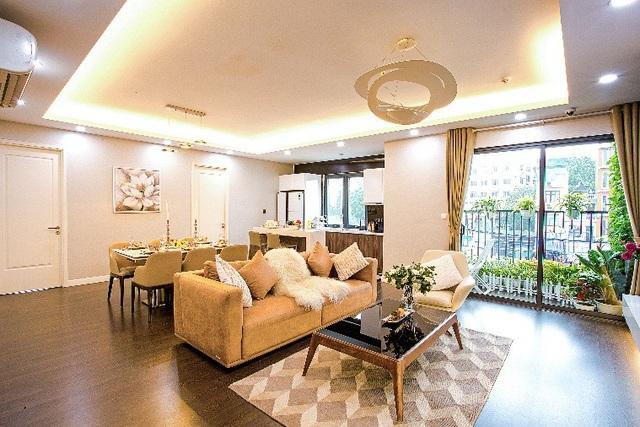 Những căn hộ rộng rãi với 3 phòng ngủ thường được nhiều khách hàng ưu tiên lựa chọn
