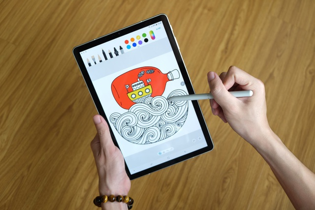 Galaxy Tab S4 kết hợp S Pen: Samsung tiếp tục khẳng định bản lĩnh người đi đầu - 3