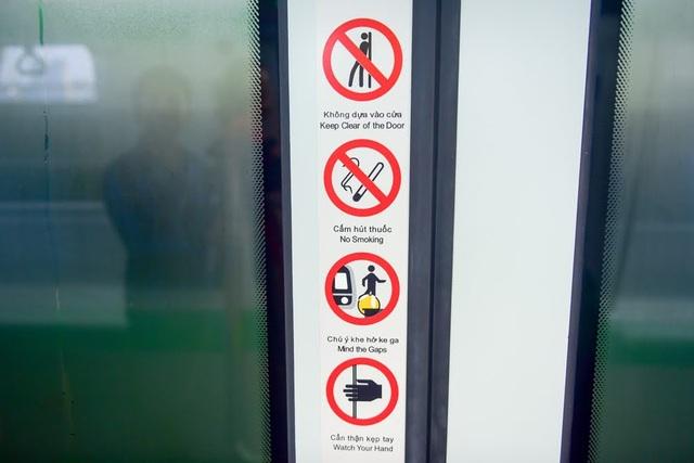 Các chỉ dẫn an toàn