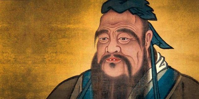 Hình vẽ Khổng Tử trong các tư liệu của Trung Quốc