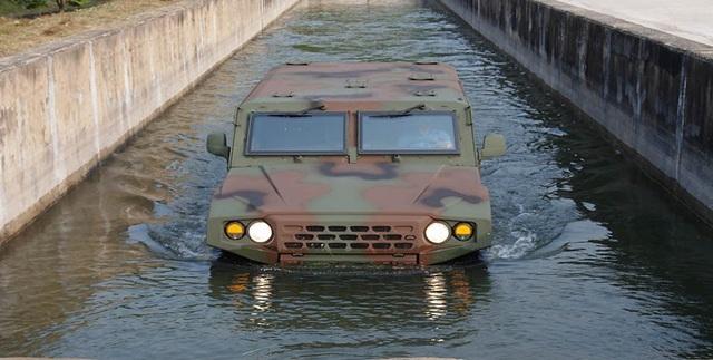 KLTV - Dòng xe tác chiến ít được biết đến của Kia - 10