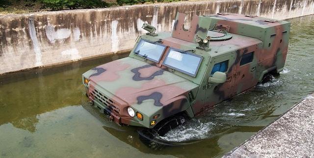 KLTV - Dòng xe tác chiến ít được biết đến của Kia - 3