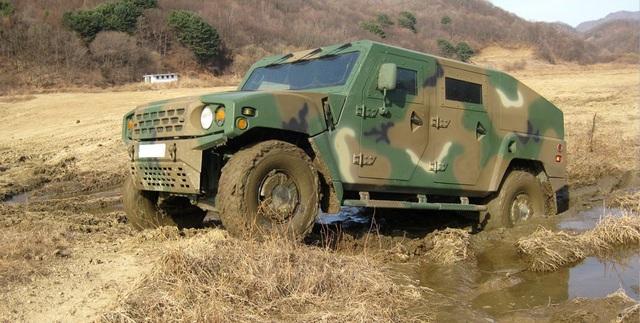 KLTV - Dòng xe tác chiến ít được biết đến của Kia - 1