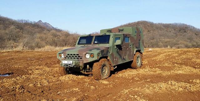 KLTV - Dòng xe tác chiến ít được biết đến của Kia - 4