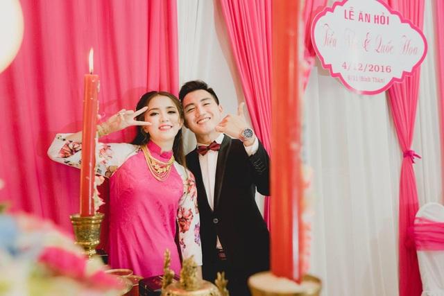 May mắn là ngày ăn hỏi, vợ chồng chị Như không thuê 2 vị nhiếp ảnh kia.