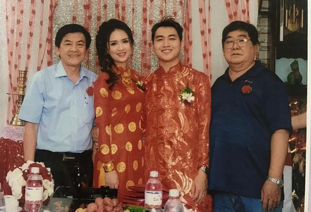Ảnh cưới bình thường của cặp vợ chồng trẻ đẹp do một nhiếp ảnh khác chụp