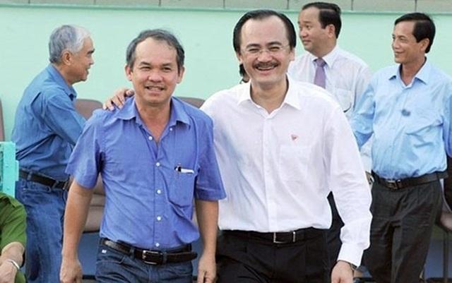 Sự cạnh tranh trên sân cỏ của bầu Đức và bầu Thắng ngày trước tạo ra tiền đề để bóng đá Việt Nam có những bước đột phá cho đến tận bây giờ