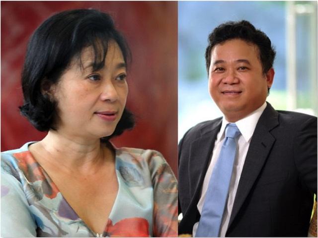 Cặp cổ phiếu ITA-KBC của chị em bà Đặng Thị Hoàng Yến quay đầu giảm giá trong phiên sáng nay