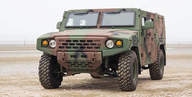 KLTV - Dòng xe tác chiến ít được biết đến của Kia - 2