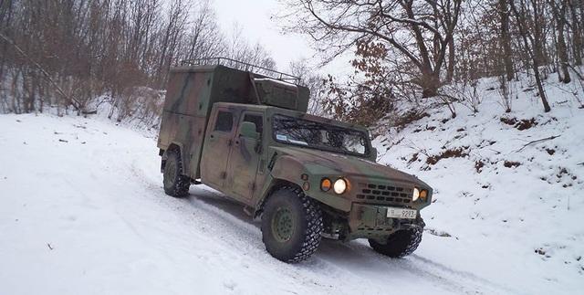 KLTV - Dòng xe tác chiến ít được biết đến của Kia - 5