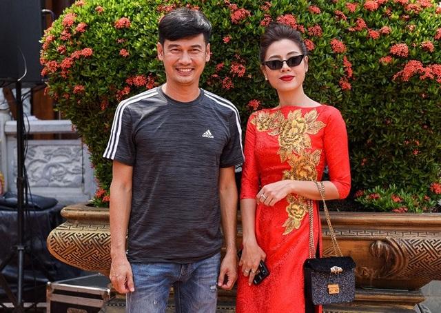Nghệ sĩ Tiết Cương và Nam Thư