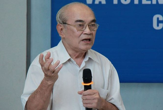 GS Lâm Quang Thiệp.