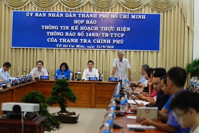 TPHCM nhận trách nhiệm, xin lỗi nhân dân vì những sai phạm ở Thủ Thiêm - 1