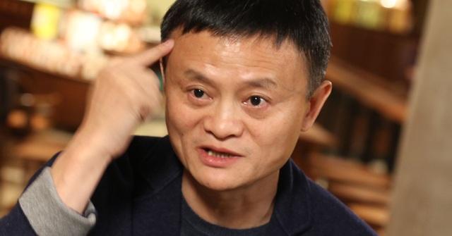 """""""Tôi sẽ không trở lại, bởi vì tôi cảm thấy tôi chưa bao giờ bỏ đi"""", CEO Ma nói. (Nguồn: CNBC)"""