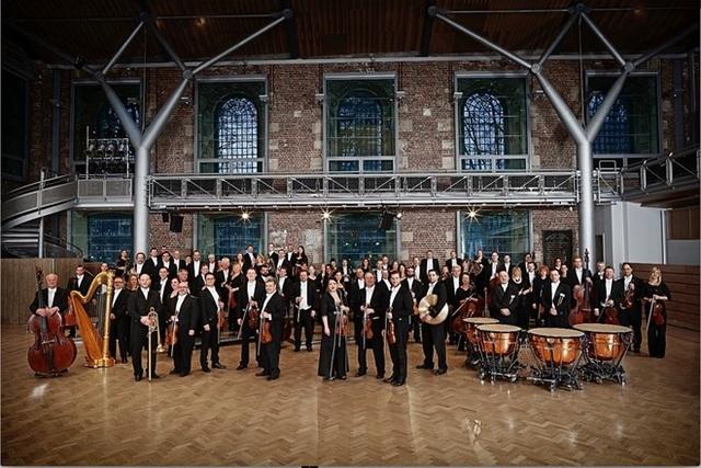 Dàn nhạc Giao hưởng London được thừa nhận như 1 trong 5 dàn nhạc uy tín nhất thế giới