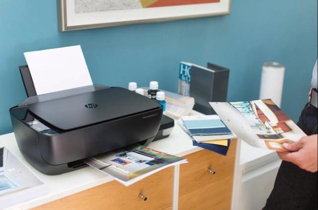 HP Ink Tank 315/415 là dòng máy in màu đa chức năng cho văn phòng nhỏ và startup.
