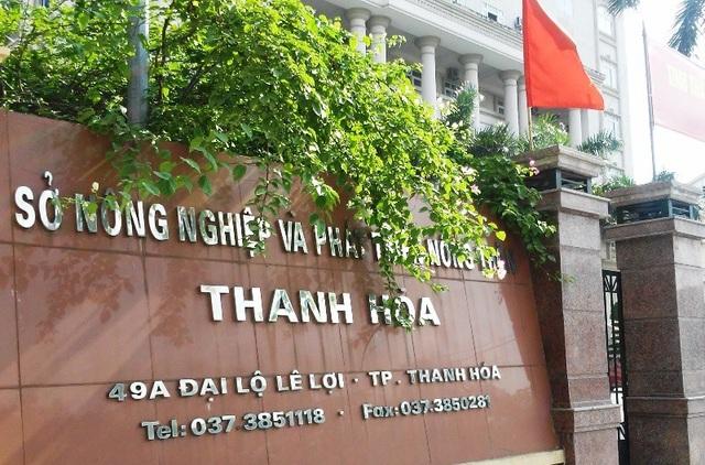 Ông Lê Như Tuấn, nguyên Tỉnh ủy viên, nguyên Giám đốc Sở NN&PTNT bị thi hành kỷ luật bằng hình thức cảnh cáo