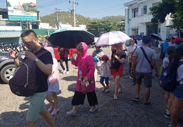 Khách Trung Quốc đến Nha Trang - Khánh Hòa tăng đột biến trong những năm qua