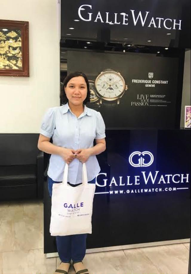"""Galle Watch với chiến dịch """"Thu gom pin đã qua sử dụng – Hướng tới cuộc sống xanh"""" - 2"""