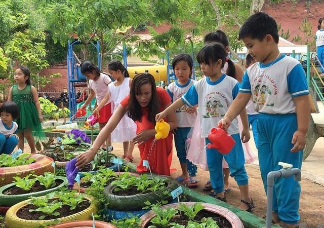 Nhiều trường học tại trung tâm thị xã Gia Nghĩa rơi vào tình trạng thiếu giáo viên