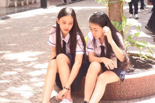 Tiết lộ hình ảnh thuở thơ ấu của Hoa hậu, Á hậu Việt Nam 2018 - 7