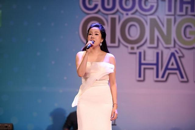 Thí sinh Nguyễn Thị Huyền.