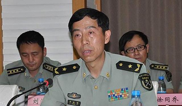 Ông Li Shangfu. Ảnh: SCMP