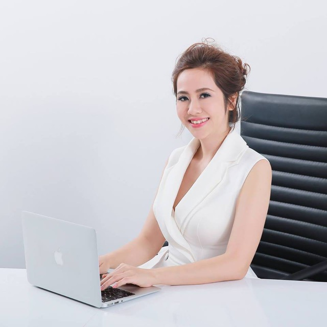 Nữ đạo diễn Lê Hải Yến