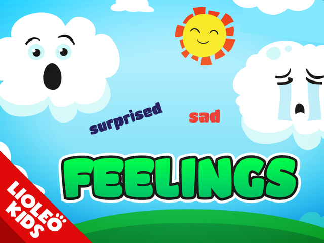 Tiếng Anh trẻ em: Cách diễn đạt cảm xúc cực dễ hiểu - 1