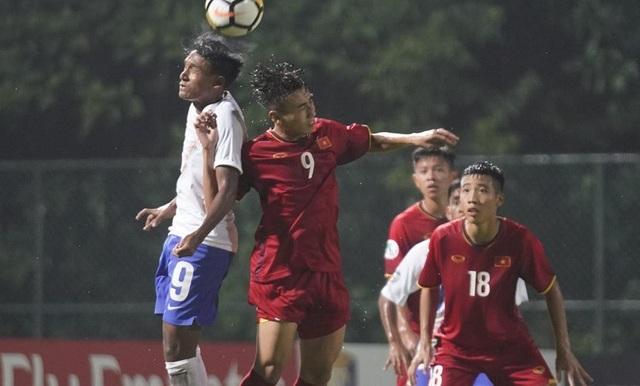 HLV Vũ Hồng Việt thừa nhận U16 Ấn Độ đã thắng xứng đáng