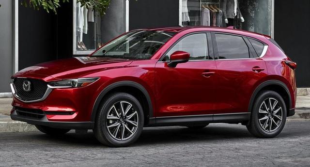 Mazda CX-5 phiên bản 2017