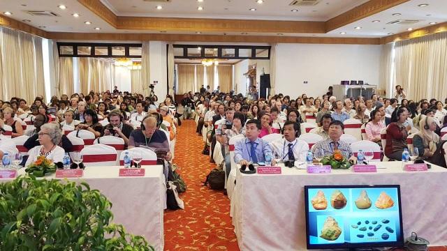 Hơn 700 đại biểu hơn 40 quốc gia, vùng lãnh thổ về tham dự Đại hội