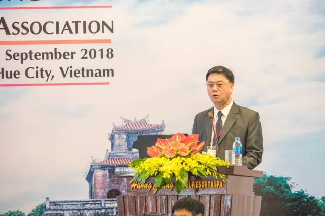 GS.TS. Phạm Văn Đức - Phó Chủ tịch Viện Hàn lâm Khoa học xã hội Việt Nam