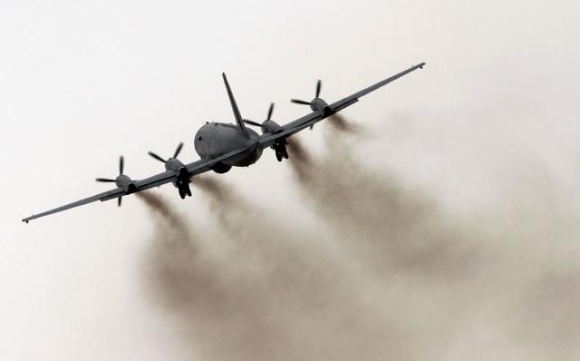 Một máy bay trinh sát của Nga (Ảnh: AP)
