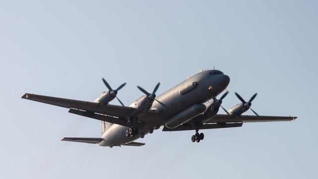 Máy bay Il-20 của Nga (Ảnh: Reuters)