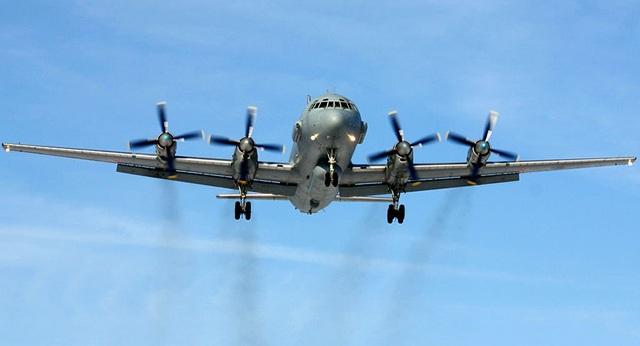 Máy bay Il-20 của Nga (Ảnh: Sputnik)