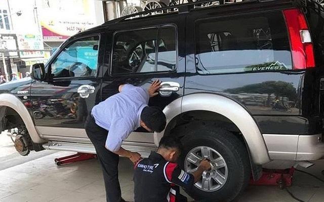 Cảnh báo hiểm họa từ vỏ và thiết bị xe Trung Quốc